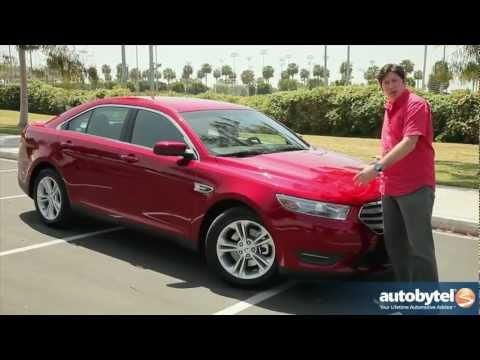 2013 Ford Taurus Test Drive & Car Video Review